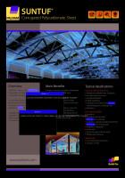 SUNTUF ® by Palram Industries | Archello