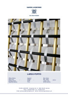 Architectural Mesh LARGO-FORTIS
