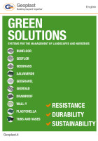 Green solutions catalogue