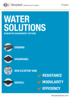 Water solutions catalogue