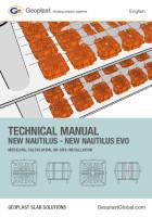 Technical manual - New Nautilus / New Nautilus Evo