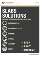 Geoplast Slabs solutions