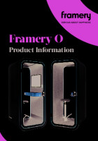 Framery O product information