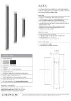 Krownlab - Asta Cut Sheet
