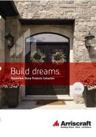 Arriscraft Building Stone Brochure US