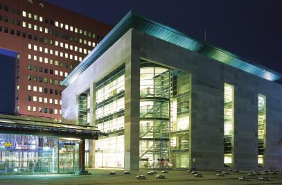 Wilhelminahof Court Building