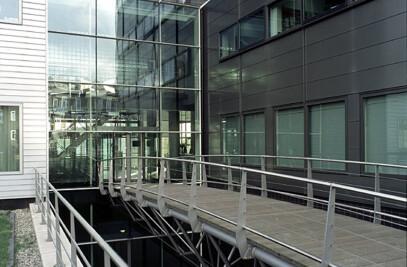 Offices Rietlandpark