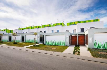 21 Terraced Houses