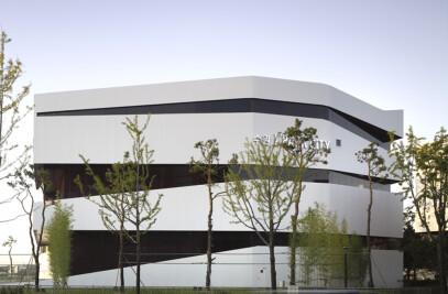 Model House for I'Park City