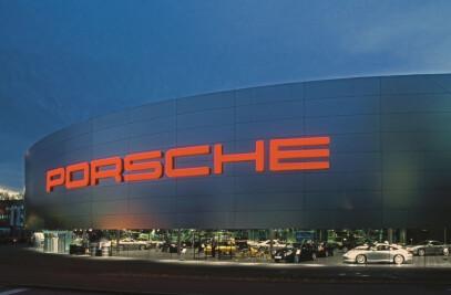 Porsche Zentrum Zuffenhausen