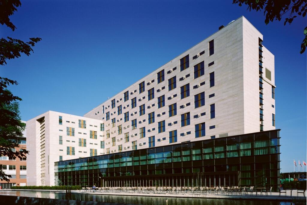 Hotel Artemis, Amsterdam