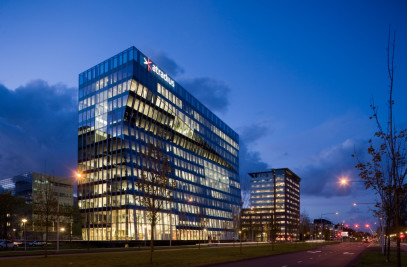 Office building Atradius, Amsterdam
