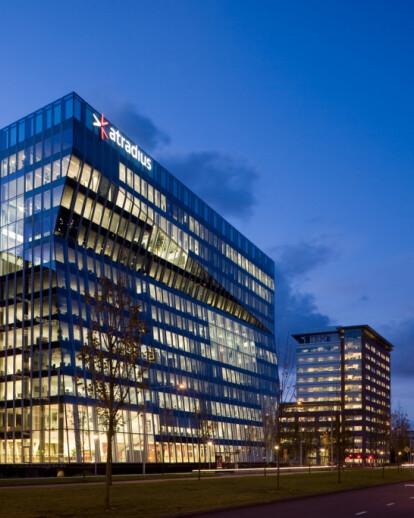 Office building Atradius, Amsterdam