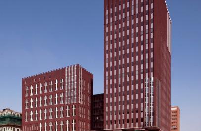 Office building Laan op Zuid, Rotterdam