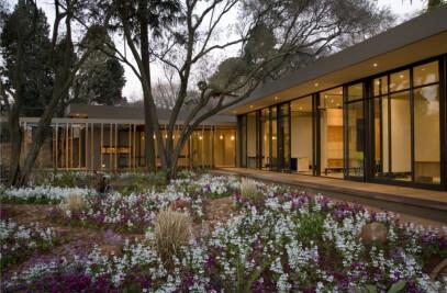Gabriels Garden Pavilion