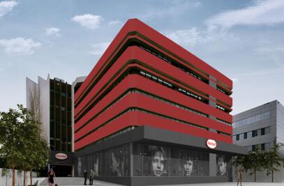 Renovation of Henkel Hellas Headquarters