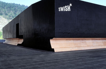 sWISH* pavillon, Biel
