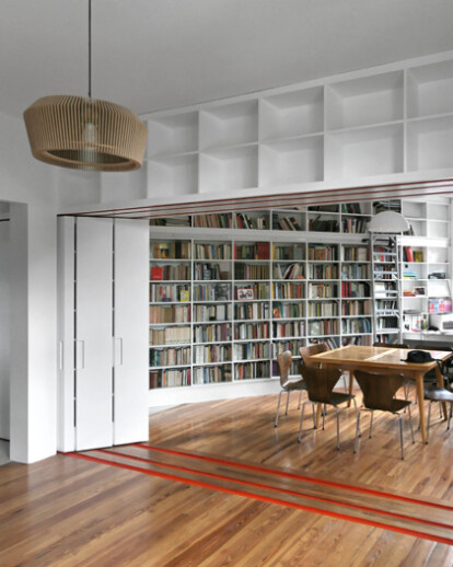 Bereterbide mobile library