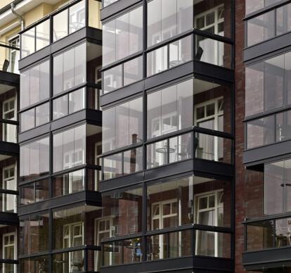 SL Modular balcony system
