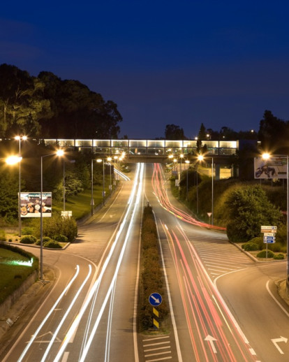Oporto Metro - Urban Insertion and Maia Metrostation