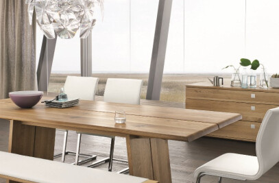 Nox Table and Bench