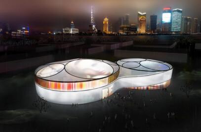 Shanghai Expo Pavilion -Belgium
