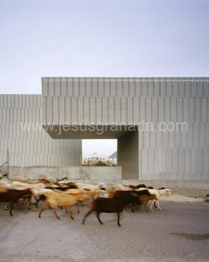 New Theatrical space in Nijar