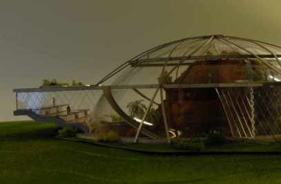 The Eco dome