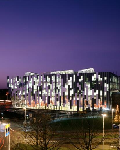 A.A. Hijmans van den Bergh building Utrecht University