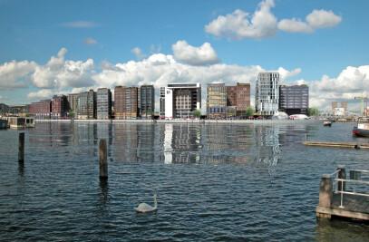 Ode, Oosterdokseiland Amsterdam