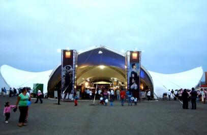 Michoacan State Fair Cultural Pavilion 2010
