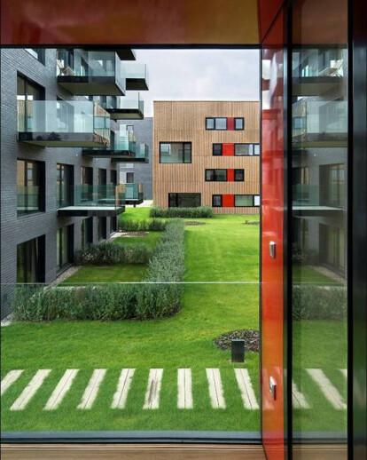 Residential estate Na Krutci