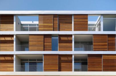 Hancock Mixed Use Housing