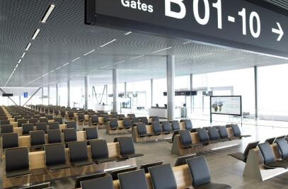 Zurich Airport Bus Terminal