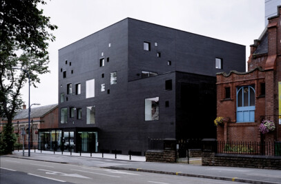 New Art Exchange Nottingham
