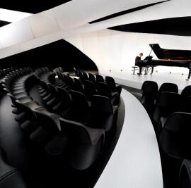 JS Bach Music Hall
