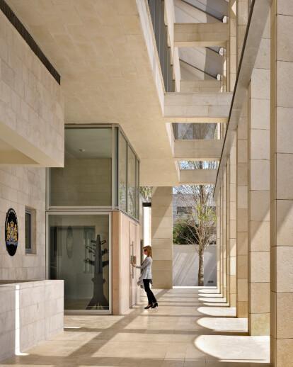 Dutch Embassy Amman