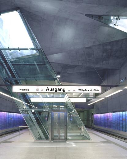 LRT Station Rathaus-Süd