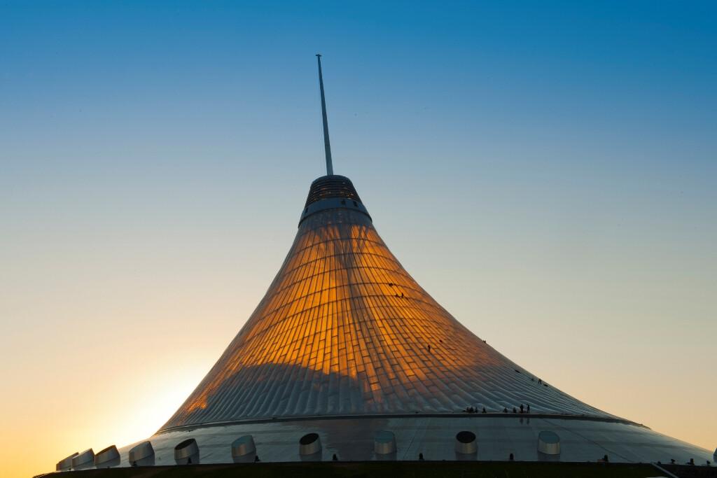 khan shatyry entertainment centre