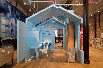 Blue House Droog