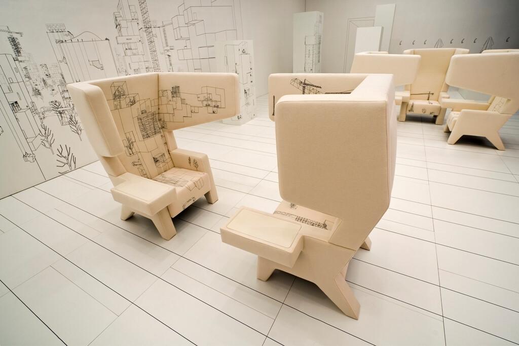 Ear Chair