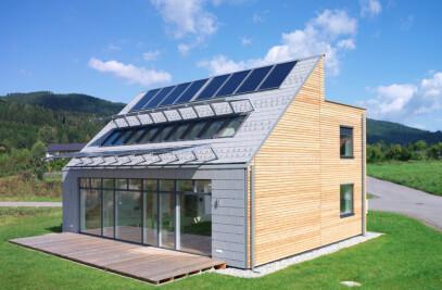 Solar Active House