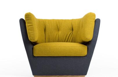 Hug Lounge Sofa - armchair - 037S