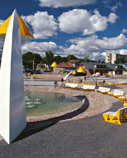 Rakvere Central Square
