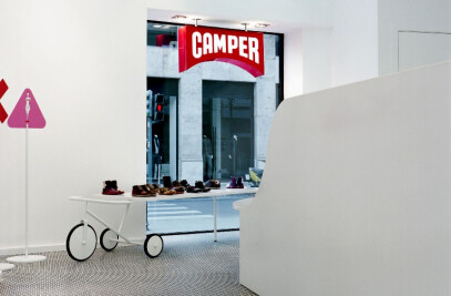 Camper showroom Valencia