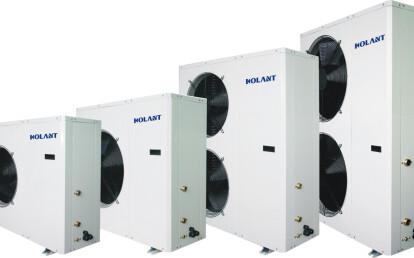 Kolant air to water heat pump
