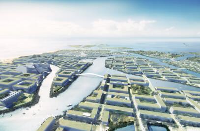Almere Structure Vision 2030