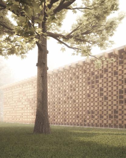 Ossuarium Orthen, Den Bosch