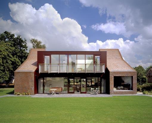 Brickroof House