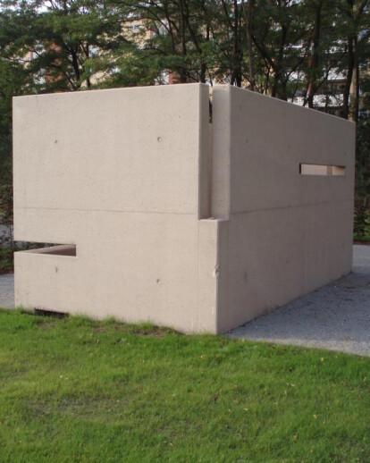 Berlin Moabit Prison Historical Park